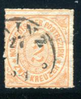 North German Confederation SC# 8  Used 1868 - North German Conf.