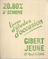 REF EX2 : Buvard Double Gibert Jeune - Altri