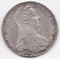 Nb_ Österreich 1 Taler 1780 Maria Theresia (89) - Autriche