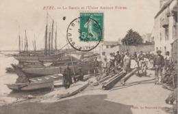 ETEL Le Bassin Et L'usine Amieux Frères - Cartes Postales