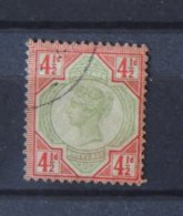 GB - 1887 - N° 98  TB - Value : 30 Euros - 1840-1901 (Victoria)