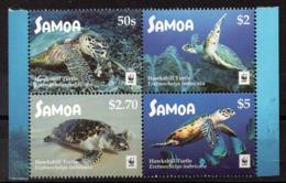 SAMOA - Timbres Neufs **  De  2016  ( Ref 6733 )  - Animaux - Tortues Marines - Samoa