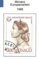 Monaco 1996  Mi.Nr. 2288 , EUROPA CEPT - Berühmte Frauen - Gestempelt / Fine Used / (o) - 1996