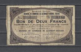 FRANCE. Chambre De Commerce De CLERMONT-FERRAND - Cámara De Comercio