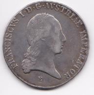 Nb_ Österreich Konventionstaler 1824 E Kaiser Franz I. (91) - Austria