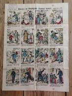 IMAGERIE D'EPINAL - N° 853 - Histoire De FRANCOIS L'Enfant Trouvé - Alte Papiere