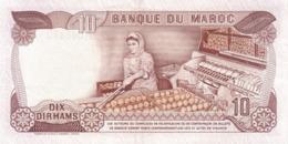 MOROCCO P. 57b 10 D 1985 UNC - Marokko