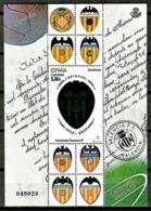Spain 2019 España / Football Soccer Valencia F.C. MNH Futbol / Cu12224  36-20 - Equipos Famosos