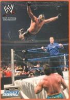 TEMATICA - Sport - Wrestling - Promo Card 1412 - Rey Mysterio Vs Eddie Guerrero - Not Used - Cartoline