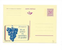 Publibel Neuve N° 2560 ( France: Il Est Arrivé: Le Raisin) - Stamped Stationery