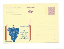 Publibel Neuve N° 2561 ( France: Il Est Arrivé: Le Raisin) - Stamped Stationery