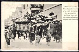 Hong-Kong Belle Carte Postale De 1912. B/TB. A Saisir! - Hong Kong (...-1997)