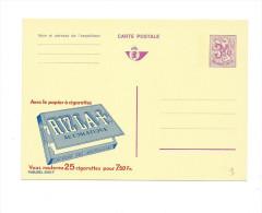 Publibel Neuve N° 2563 ( Papier à Cigarettes  RIZ LA +   Angoulême) - Stamped Stationery