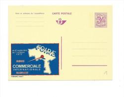 Publibel Neuve N° 2566 ( Foire De MONS 1973) - Stamped Stationery