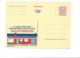 Publibel Neuve N° 2567  ( PVBA  Heylen) - Stamped Stationery