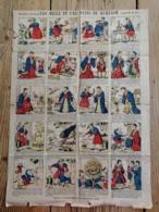 IMAGERIE NOUVELLE - PLANCHE N° 130 - LES MILLE ET UNE NUITS DE KI-KI-LOE (Chine, Chinois) - Vieux Papiers