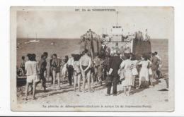 85  NOIRMOUTIER   PENICHE DE DEBARQUEMENT    2 SCANS - Noirmoutier