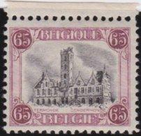 Belgie    .    OBP   .  162A   .  **  .    Postfris ZONDER  Charnier    .  / .  Neuf SANS  Charniere - Belgique