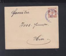 Dt. Reich Privatpost Offenbach 1894 - Private