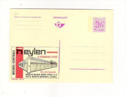 Publibel Neuve N° 2553 (Meubles: HEYLEN  -  Grote-Brogel) - Stamped Stationery