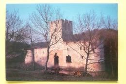 V10-55-meuse- Environs De Vaucouleurs- Le Chateau De Gombervaux--architecture Militaire--les Ruines-carte Reditee- - Altri Comuni