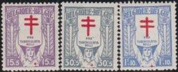 Belgie    .    OBP   .  234/236    .  **  .    Postfris ZONDER  Charnier    .  / .  Neuf SANS  Charniere - Belgique