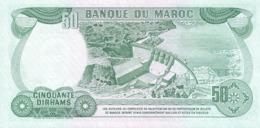 MOROCCO P. 58b 50 D 1985 UNC - Marocco
