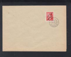 CSR Blanko-Umschlag Aufdruck Auf Böhmen Und Mähren Prag 9.5.45 - Briefe U. Dokumente