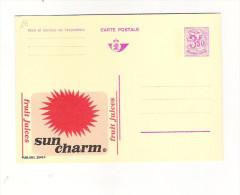 Publibel Neuve N° 2543 (Sun Charme, Soleil; Fruit Juices - Stamped Stationery
