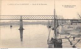 33-CADILLAC SUR GARONNE-N°363-F/0269 - France