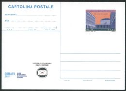 2011 Italia Cartolina Postale ROMAFIL Nuova (**) - Ganzsachen