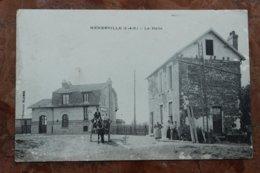 MENERVILLE (78) - LA HALTE - Autres Communes