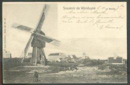 WENDUINE Moulin à Vente Windmolen 1901 - 14576 - Wenduine