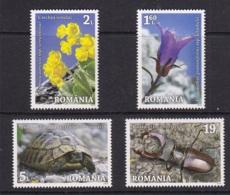 4.- ROMANIA 2018 NATURAL PAAKRS IN ROMANIA - Protección Del Medio Ambiente Y Del Clima