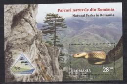 5.- ROMANIA 2018 NATURAL PARKS IN ROMANIA - Protección Del Medio Ambiente Y Del Clima