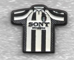 Juventus Torino Calcio Juve Maglietta Danone T-Shirt Sony Ufficiale Giemme Torino Soccer Pins Spilla Italy Toro Granata - Calcio