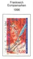 Frankreich 1996  Mi.Nr. 3148 , EUROPA CEPT - Berühmte Frauen - Gestempelt / Fine Used / (o) - 1996