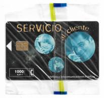 Spain - Telefonica - Servicio Al Cliente VIIIa - P-451A - 02.2001, 26.500ex, NSB - España