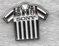 Juentus Torino Calcio Maglietta Sony T-Shirt Ufficiale Giemme Torino Soccer Pins Spilla Italy - Calcio