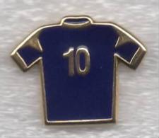 Juventus Torino Calcio Maglietta N.10 T-Shirt Ufficiale Juve Giemme Torino Soccer Pins Spilla Italy - Calcio