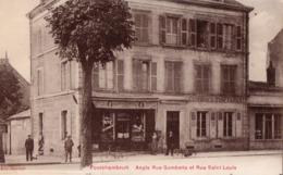 [58] Nièvre > Non Classés Fourchambault Angle Rue Gambetta Et Rue Saint Louis - Ohne Zuordnung