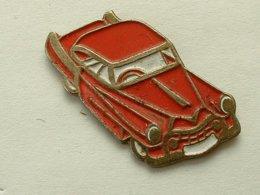 PIN'S AUTOMOBILES -  A IDENTIFIER - Pin's