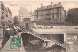 Brest-Le Pont National-La Banque De France-Marins-5075-Villard- - Brest