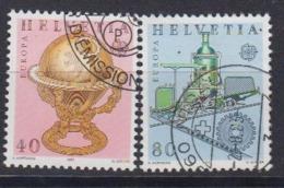 Europa Cept 1983 Switzerland 2v Used (44628B) - 1983