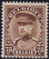 Belgie    .    OBP   .  341     .  **  .    Postfris ZONDER  Charnier    .  / .  Neuf SANS  Charniere - Belgique