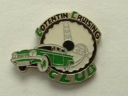 PIN'S AUTOMOBILE - COTENTIN CRUISING CLUB - Autres