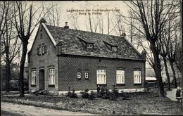 Cp Burg Auf Der Insel Fehmarn, Logenhaus Der Guttempler Loge - Cartes Postales