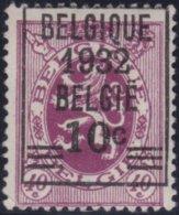 Belgie    .    OBP   .  333  .  **  .    Postfris ZONDER  Charnier    .  / .  Neuf SANS  Charniere - Belgique