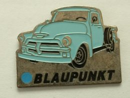 PIN'S AUTOMOBILE - BLAUPUNKT - Porsche