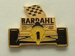 PIN'S AUTOMOBILE - F1 - BARDAHL - F1